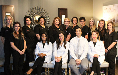 The Sedalia Dental team